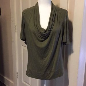 Michael Michael Kors slouch neck top